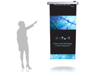 Banner Stands | Scrolling Banner Stands