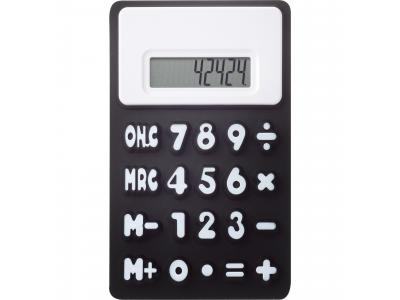 Promotional Giveaway Technology | The Flex Calculator Black