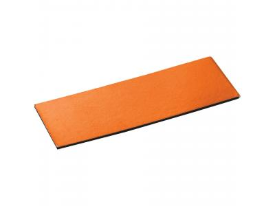 Promotional Giveaway Office | Magnetic Bookmark Orange