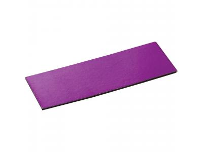 Promotional Giveaway Office | Magnetic Bookmark Purple