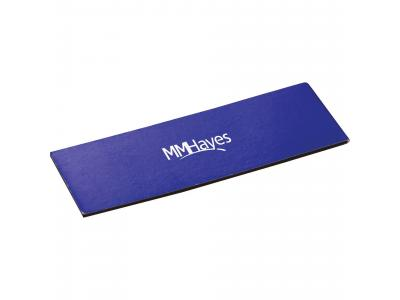 Promotional Giveaway Office | Magnetic Bookmark Royal Blue