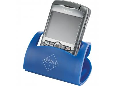 Promotional Giveaway Technology | Hold That! Mobile Phone Holder Blue