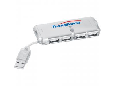 Promotional Giveaway Technology | 4-Port USB Hub