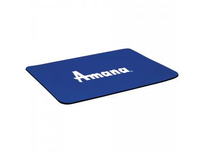 "Promotional Giveaway Office | 1/8"" Rectangular Foam Mouse Pad"