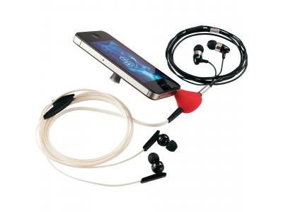 Promotional Giveaway Technology | Music Splitter/Phone Stand