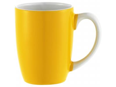 Promotional Giveaway Drinkware | Constellation 12-Oz. Mug - Spirit Yellow
