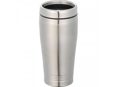 Promotional Giveaway Drinkware | Hollywood 16-Oz. Stainless Steel Travel Tumbler