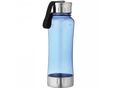 Promotional Giveaway Drinkware | Augusta 18-Oz. Tritan Sports Bottle Trans Blue