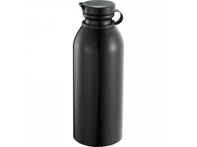 Promotional Giveaway Drinkware | Milk Maid 24-Oz. Aluminum Sports Bottle Black