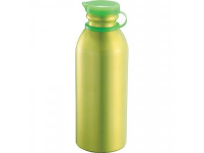 Promotional Giveaway Drinkware | Milk Maid 24-Oz. Aluminum Sports Bottle Lime Gr