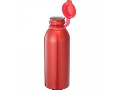 Promotional Giveaway Drinkware | Milk Maid 24-Oz. Aluminum Sports Bottle Red
