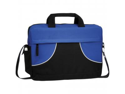 Promotional Giveaway Bags | The Quill Meeting Brief Blue