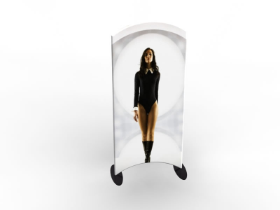 Banner Stands | TF-605 Aero Tension Fabric Banner Stand