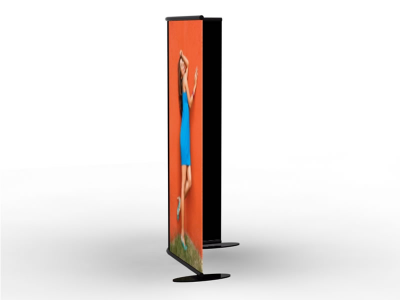 Banner Stands | TF-608 Aero Tension Fabric Banner Stand