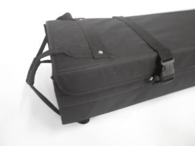 TF-701 Aero Freestanding Portable Fabric Case flat back