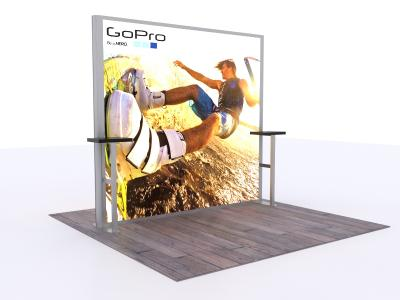 Lightbox & Backlit Displays | VK-1957 SEGUE Inline Lightbox