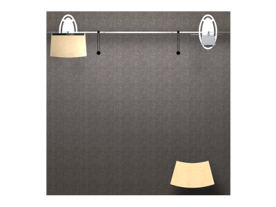 VK-1228 Sacagawea Tension Fabric Displays | Trade Show DIsplays