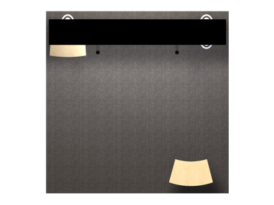 VK-1231 Sacagawea Tension Fabric Displays | Trade Show DIsplays