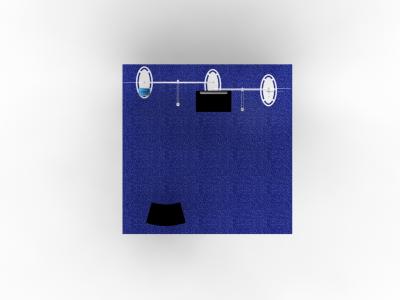 VK-1237 Sacagawea Tension Fabric Displays | Trade Show DIsplays