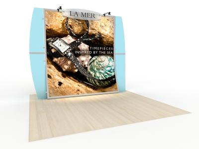 Trade Show Displays | VK-1238 Magellan Magic