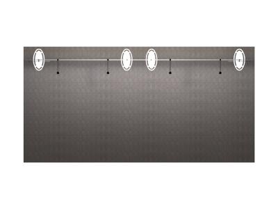 VK-2108 Sacagawea Tension Fabric Displays | Trade Show Displays