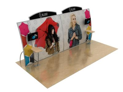 VK-2127 20 Ft. Magellan Miracle |  Portable Custom Modular Hybrid Displays