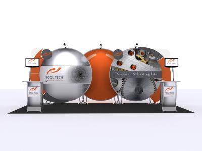 VK-2919 20 Ft Visionary Designs    Custom Modular Hybrid Displays