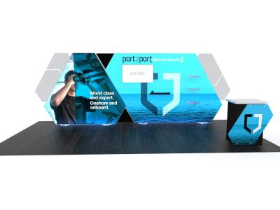 VK-2971 SEGUE Inline Lightbox | Custom Modular Hybrid Displays