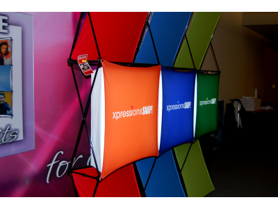 Xpressions LED Lightbox | Pop Up Displays