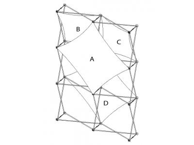 Pop Up Display | XSNAP 2x3C schematic