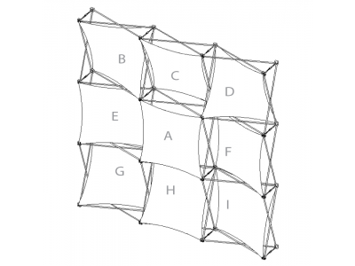 Pop Up Display | XSNAP 3x3A schematic