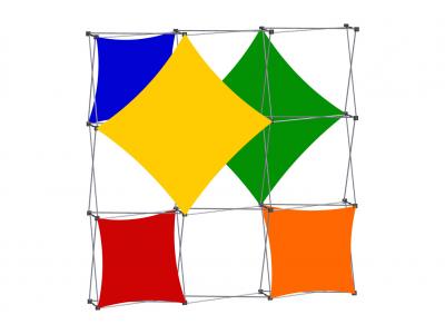 Pop Up Display | XSNAP 3x3D