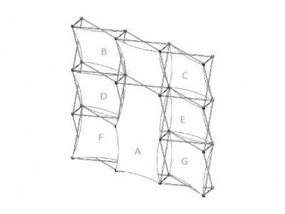 Pop Up Display | XSNAP 3x3K schematic