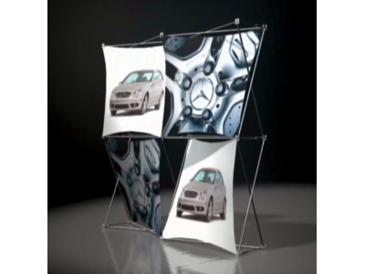 Pop Up Displays | Xpresssions SNAP Trade Show Display