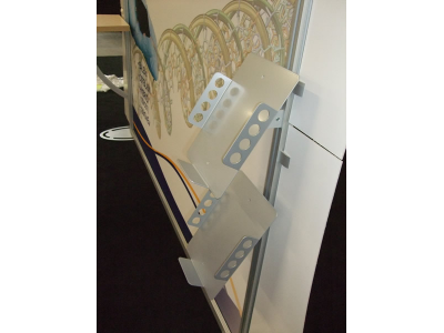 VK-2106 Sacagawea Tension Fabric Displays | Trade Show Displays