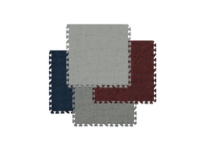 Comfort Carpet Interlocking Squares | Trade Show Flooring
