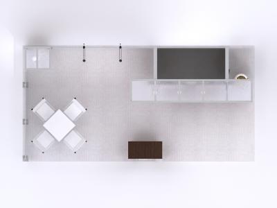 VK-2921 20 Ft Visionary Designs   | Trade Show Displays