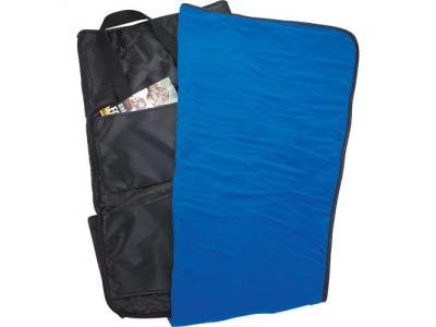 Promotional Giveaway Gifts & Kits   Deluxe Stadium Cushion / Blanket