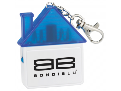 Promotional Giveaway Gifts & Kits | Home Sweet Home Tool Keychain