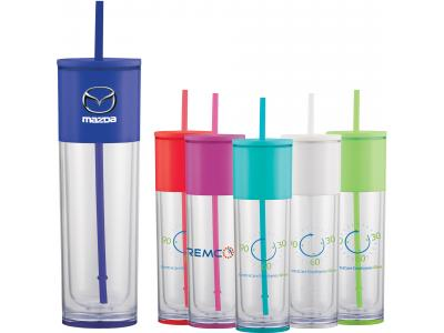 Promotional Giveaway Drinkware | Ice Cool Tumbler 18oz