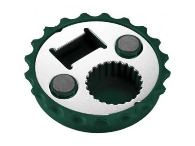 Promotional Giveaway Gifts & Kits | Game Day Magnetic Bottle Opener