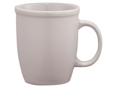Promotional Giveaway Drinkware | Cafe Au Lait Ceramic Mug 12oz