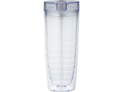 Promotional Giveaway Drinkware | Hot & Cold Flip N Sip Vortex Tumbler 20oz