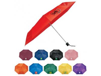 "Promotional Giveaway Gifts & Kits | 41"" Folding Umbrella"