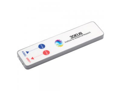 Promotional Giveaway Gifts & Kits | Slim Laser Pointer with Light