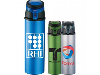 Promotional Giveaway Drinkware | Sheen Aluminum Bottle 20oz