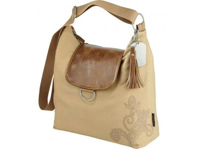 Promotional Giveaway Bags   Field & Co. Slouch Hobo Tote