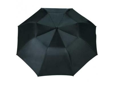 "Promotional Giveaway Gifts & Kits | 46"" Blue Skies Auto Open Folding Umbrella"