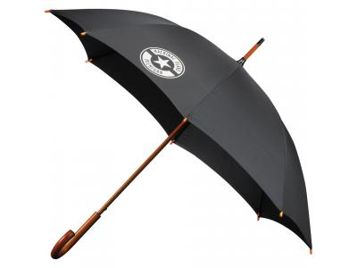 "Promotional Giveaway Gifts & Kits | 48"" EcoSmart Stick Umbrella"