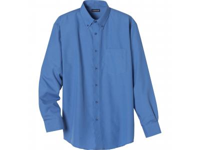 Apparel Wovens | M-Tulare Oxford Long Sleeve Shirt (Poly Cotton)